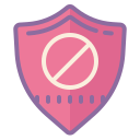 Restriction Shield icon