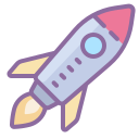 Spaceship Launch icon