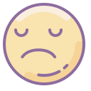 Emoji Sad Face icon