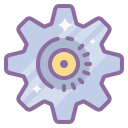 Gear Outline icon