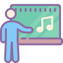 Music Courses icon