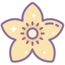 Flowers Outline icon