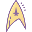 Star Trek Badge icon