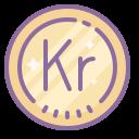 Swedish Krona icon
