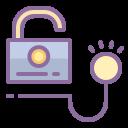 Предупреждение прицепного устройства прицепа icon