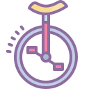 Unicycle icon
