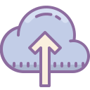 upload to-cloud icon