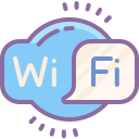 Wi-Fi логотип icon
