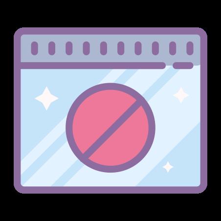 Блокиратор поведения icon