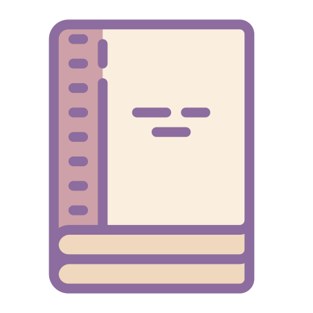 Book Stack icon
