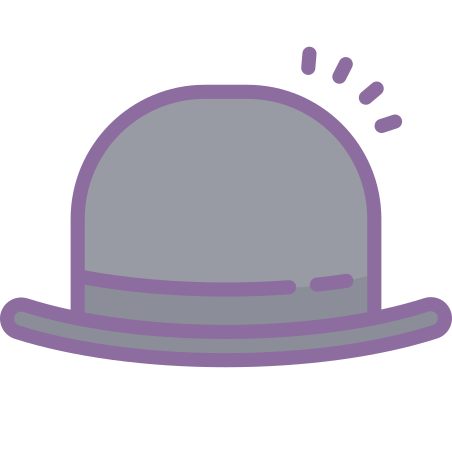 Bowler Hat icon