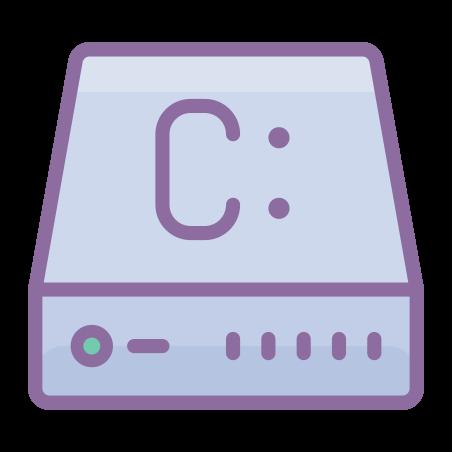 C Drive 2 icon