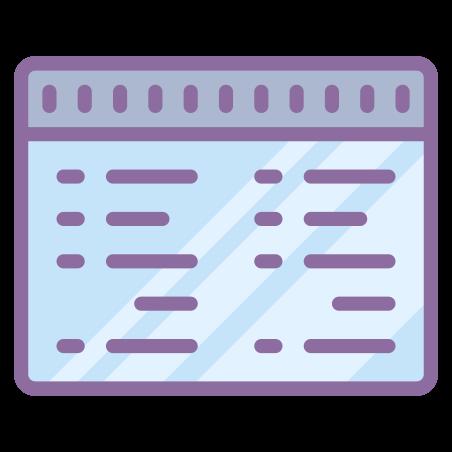 Cashbook icon