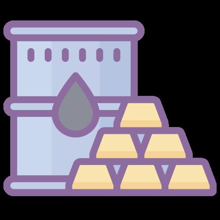 Commodity icon in Cute Color