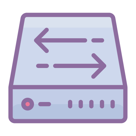 Data Transfer icon