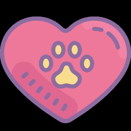 Dog Paw Print icon
