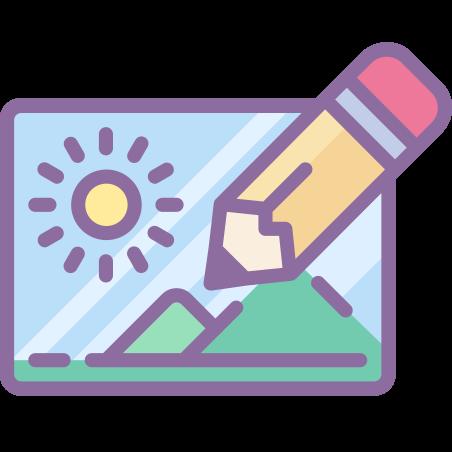 Edit Image icon
