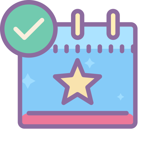 이벤트 허용 icon