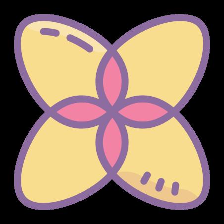 Geometric Flowers icon