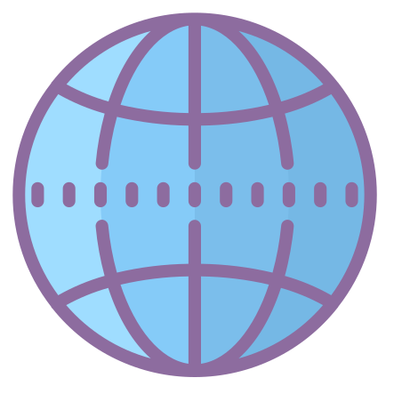 Globe Icon - Free Download, PNG and Vector
