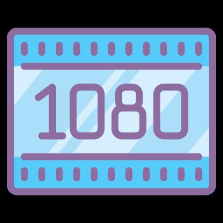 HD 1080p의 icon