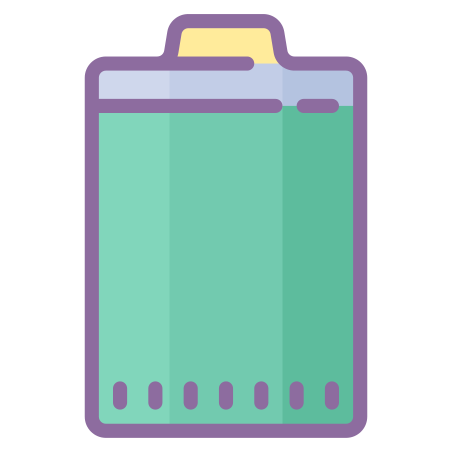 Charged Battery icon