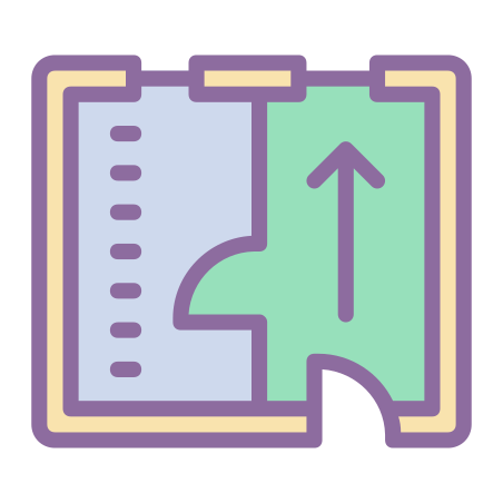 실내 내비게이션 icon
