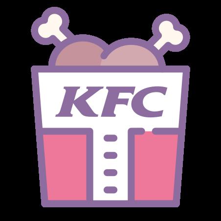 KFC Chicken icon