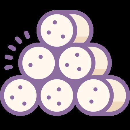 Korean Rice Cake icon
