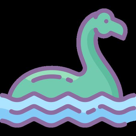 Loch Ness Monster icon