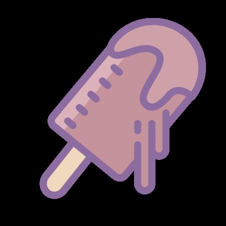 Melting Ice Cream icon