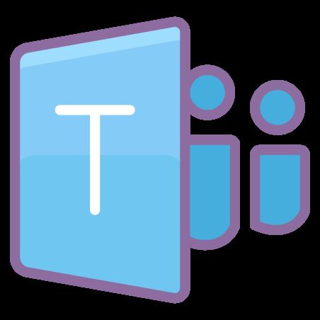 Microsoft 팀 icon