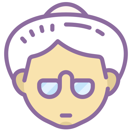 Old Woman Skin Type 7 icon