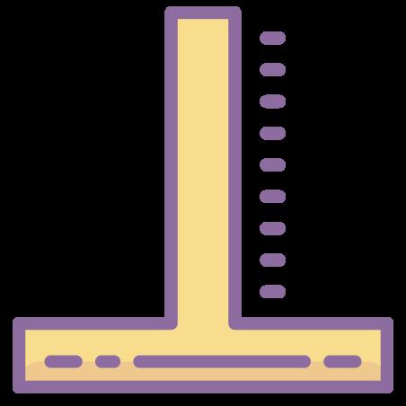 Senkrechtes Symbol icon