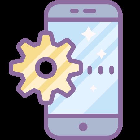 Phonelink 설정 icon