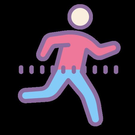 달리는 icon