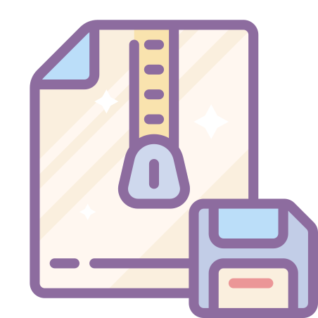 Save Archive icon