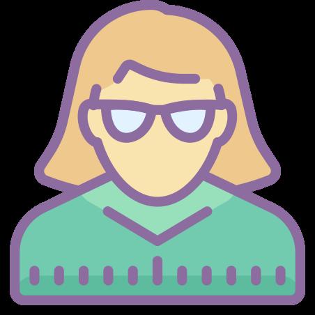 School Director Female icon