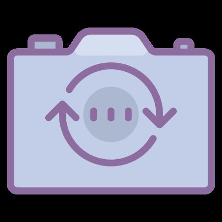 스위치 카메라 icon