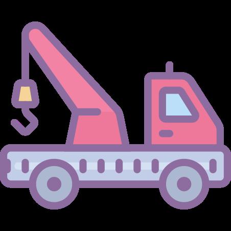 拖车 icon