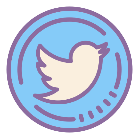 Twitter Circled icon