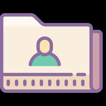 用户文件夹 icon