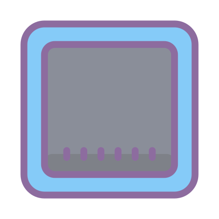 Widgetsmith icon in Cute Color