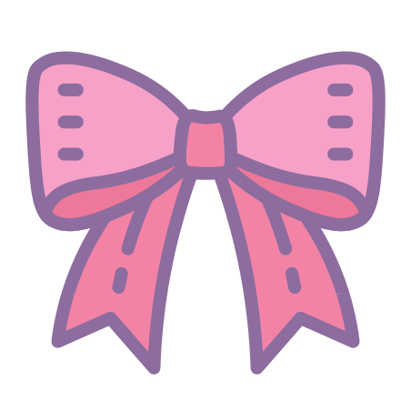 Womens Bow Tie icon