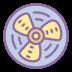 Wentylator icon