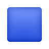 Blue Square icon