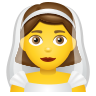 Bride With Veil icon