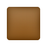 Brown Square icon