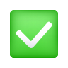 Check Mark Button icon