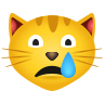 Crying Cat icon
